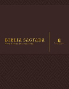 SUA BIBLIA - CAPA MARROM
