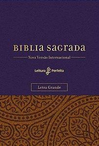 SUA BIBLIA - LETRA GRANDE (CAPA ROXA)