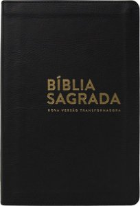 BÍBLIA NVT LUXO  - PRETO