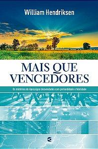MAIS QUE VENCEDORES - 3a. EDIÇÃO