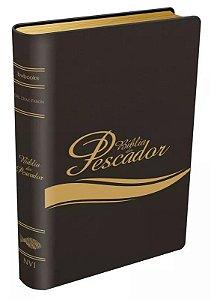 BÍBLIA DO PESCADOR NVI - PRETO