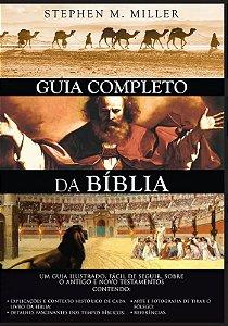 GUIA COMPLETO DA BÍBLIA - ILUSTRADO