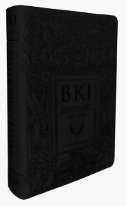 BÍBLIA BKJ KING JAMES FIEL1611 ULTRAGIGANTE-PRETA