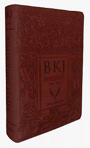 BÍBLIA BKJ FIEL 1611 ULTRAGIGANTE - MARROM