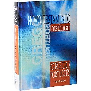 NOVO TESTAMENTO INTERLINEAR GREGO/PORTUGUÊS 2a EDIÇÃO