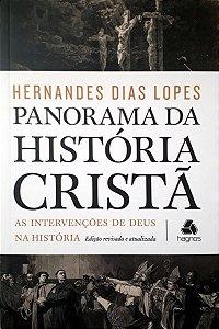 PANORAMA DA HISTÓRIA CRISTÃ