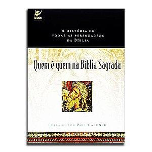 QUEM É QUEM NA BÍBLIA SAGRADA - BROCHURA