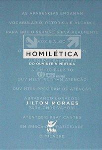 HOMILÉTICA, DO OUVINTE A PRÁTICA