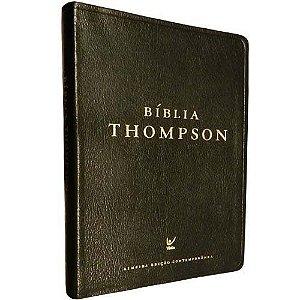 BIBLIA THOMPSON - CAPA PU PRETO