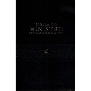 BÍBLIA DO MINISTRO PU PRETO