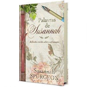 DEVOCIONAL PALAVRAS DE SUSANNAH SPURGEON