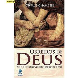 OBREIROS DE DEUS - OSWALD CHAMBERS