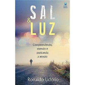 SAL E LUZ - RONALDO LIDÓRIO