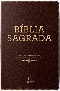 BIBLIA LEITURA PERFEITA - ACF - CAPA MARROM