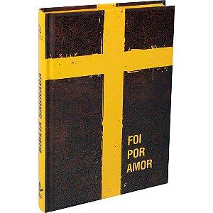 BÍBLIA NAA CAPA DURA AMOR