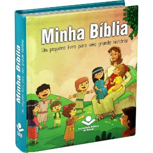 MINHA BÍBLIA CAPA DURA ILUSTRADA