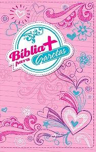 BÍBLIA + PARA GAROTAS - ROSA