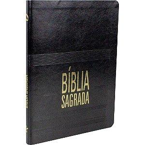 BÍBLIA NAA SLIM GRANDE - PRETA