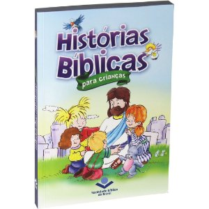 HISTÓRIAS BÍBLICAS PARA CRIANÇAS - BROCHURA