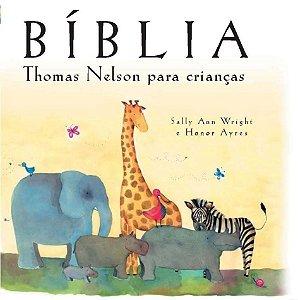 BÍBLIA THOMAS NELSON PARA CRIANÇAS - GRANDE