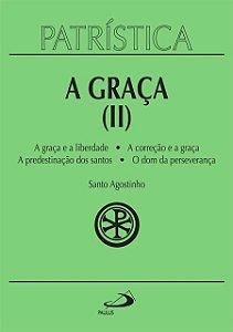 PATRÍSTICA GRAÇA VOL. 2