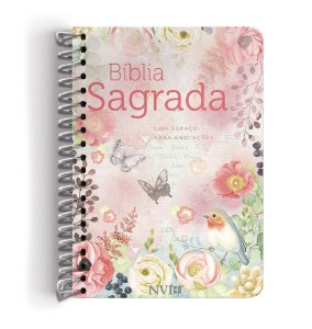 BÍBLIA ANOTE NVI ESPIRAL CLÁSSICA VIRTUOSA