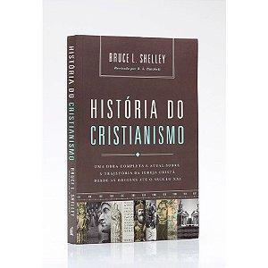 HISTÓRIA DO CRISTIANISMO - BROCHURA