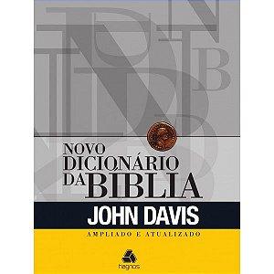 NOVO DICIONARIO DA BÍBLIA AMPLIADO