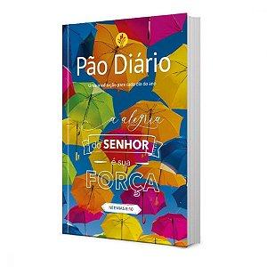 PÃO DIÁRIO 24 - ALEGRIA DO SENHOR