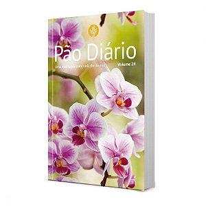 PÃO DIÁRIO 24 - FLORES