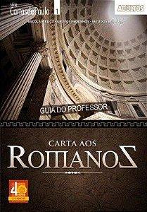 LIÇÃO CARTA AOS ROMANOS PROFESSOR