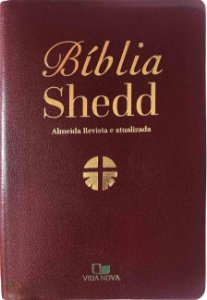 BÍBLIA SHEDD - VINHO