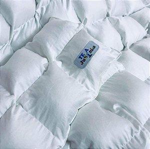 Cobertor Ponderado Artesanal- Pequeno- 1,5 M X 1,4 M - Frete Grátis