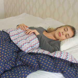 Cobertor Ponderado Artesanal- Grande- 2 M X 1,4 M - Frete Grátis