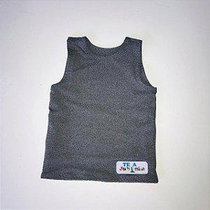 Camiseta Regata Sensorial em Lycra - P - Frete Grátis