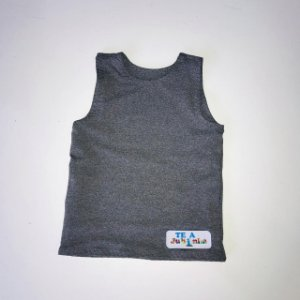 Camiseta Regata Sensorial em Lycra - P