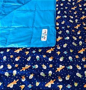 Cobertor Ponderado SEM ENCHIMENTO - P - 1,5M X 1,4M - Frete Grátis