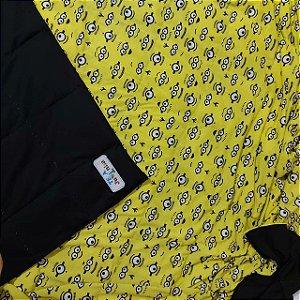 Cobertor Ponderado Artesanal MALHA - P- 1,5 M X 1,4 M - Frete Grátis