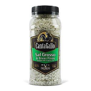 Sal Grosso & Ervas Finas - Cantagallo 900g