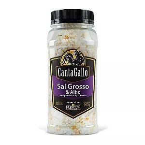 Sal Grosso e Alho - Cantagallo 900g
