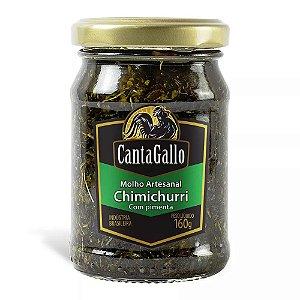 Molho Chimichurri C/ Pimenta - Cantagallo
