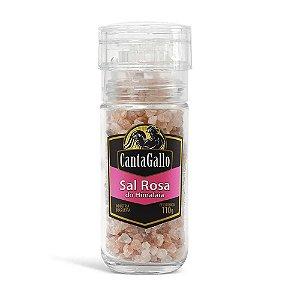 Sal Rosa Do Himalaia (moedor Reutilizável) - 110g - Cantagallo