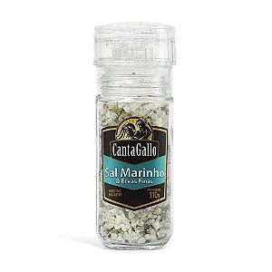 Sal Marinho & Ervas (moedor Reutilizável) - Cantagallo 110g