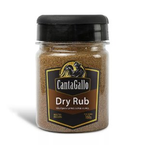 Dry Rub Cantagallo (churrasco Americano) 160g