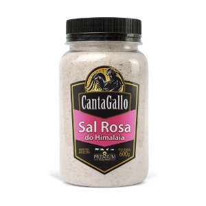 Sal Rosa Do Himalaia Fino - Cantagallo 600g