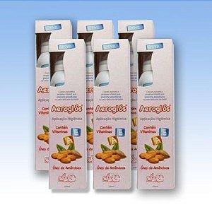 Aeroglós - Pack com 6 frascos (5% off!)