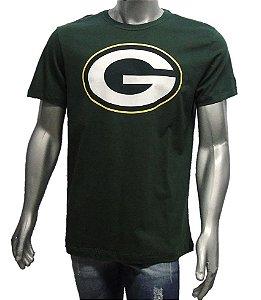 Camiseta Masculina New Era NFL Green Bay Packers 1feb0202951