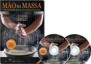 DVD Mão na Massa