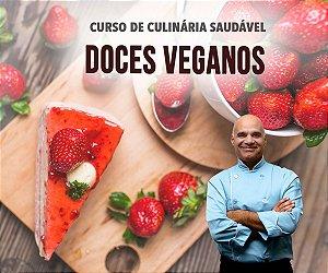 Aula Presencial Santo André - Doces Veganos - 23/Ago