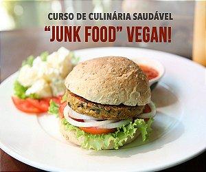 Aula Presencial Santo André - Junk Food Saudável - 20/Set